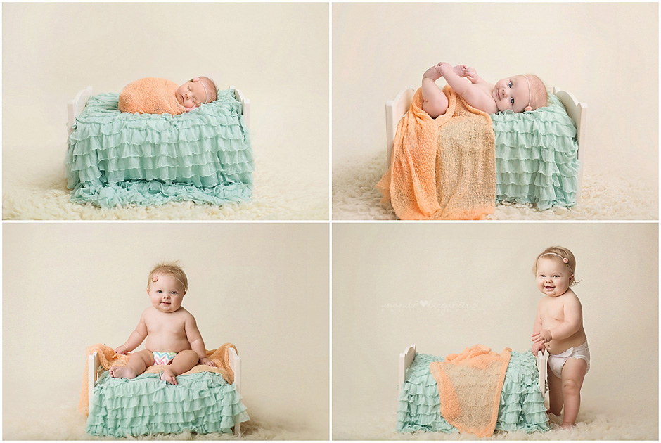 Tri-Cities, WA Baby Photographer