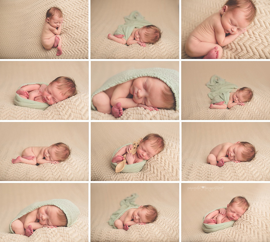 Tri-Cities, WA Newborn Photography