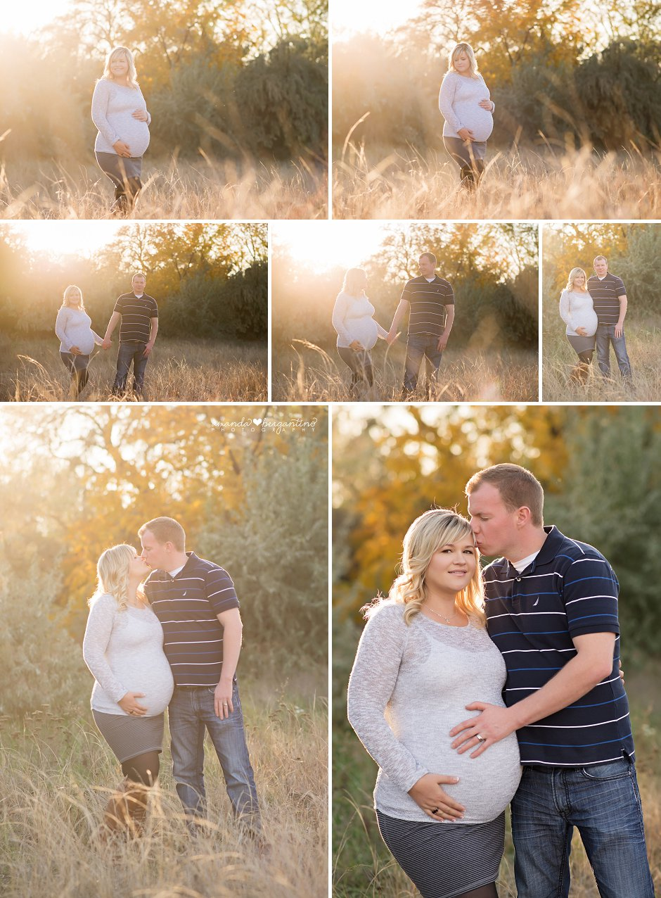 Tri-Cities, WA Maternity Photography